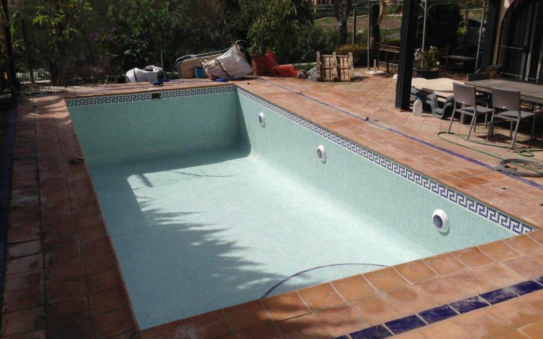 Obras y reformas en piscinas